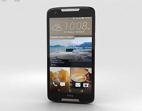 HTC Desire 828 Dual Sim Dark Gray 3D