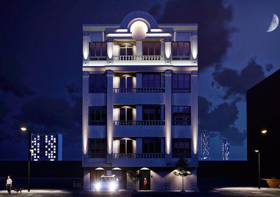 Exterior classic design_03_night