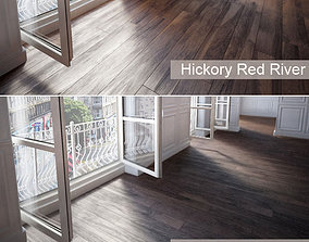 material oak 3D Wooden floor