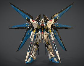 3D model Strike Freedom Metal Build