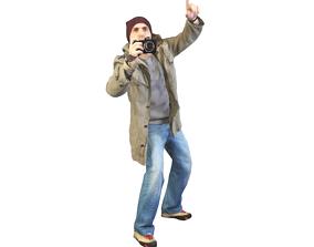 3D No341 - Photographer