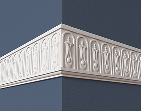 3D decorative Frieze