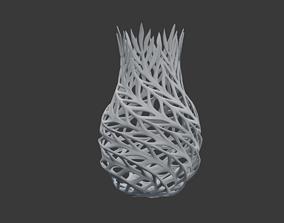 tabletop 3D print model Modern Vase