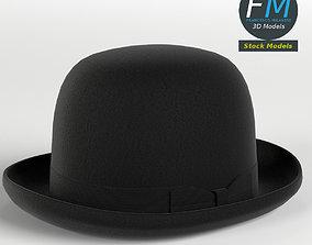 Bowler hat 3D