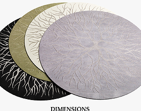 3D model Architonic Rugs 333