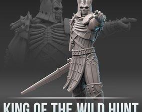 3D print model King of Wild Hunt