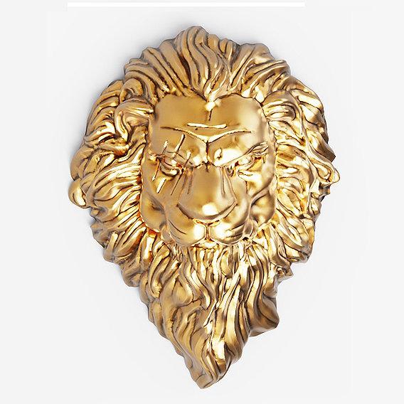 lion head cnc