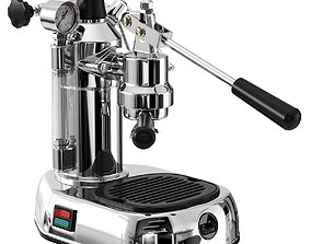 3D model La Pavoni Coffee Machine
