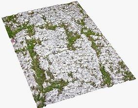 Stone Terrain 3D model