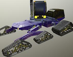 3D model logger Harvester