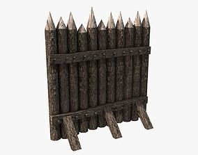 3D model Stockade construction kit