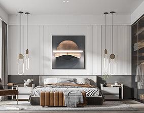 Bedroom 3D Modle 4