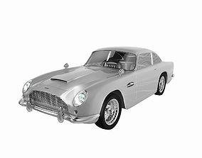 3D model Aston martin db5