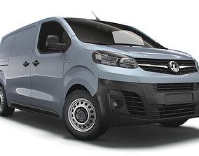 3D Vauxhall Vivaro L1H1 Edition 2020
