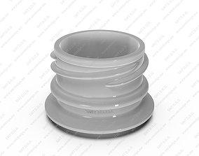 water 3D Neck for bottles - Obrist - 28 19 mm