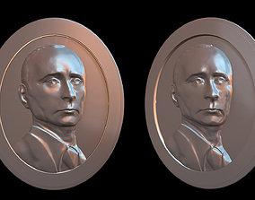 3D print model Putin