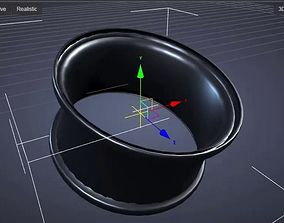 jet contact part 3D print model