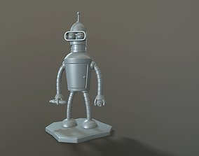 Bender - printable and customizable character