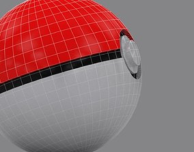 3D printable model games-toys Pokeball