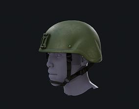3D model 6B47 Helmet Ratnik