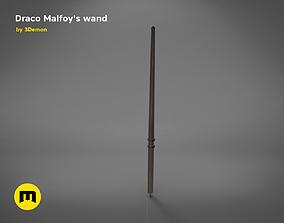 3D print model Wand of Draco Malfoy