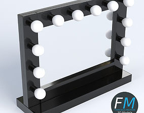 3D model Makeup mirror 2