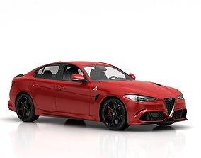 Alfa Romeo Quadrifoglio 3D