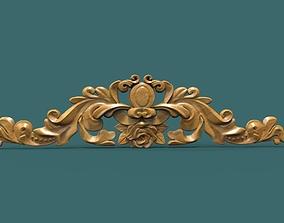 The Central decorative element 3D print model