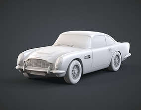 Aston Martin DB5 3D print model