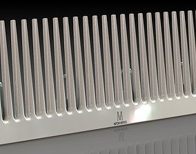 PERFECT COMB 3-D MODEL USED FOR FASHIONS