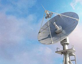 Radio Satellite 3D model