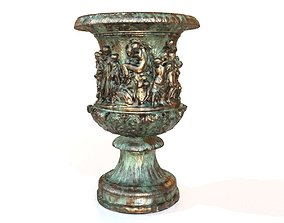 Antique Vase 3D asset