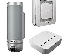 Bosch smart home set 3D