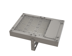 Outdoor industrial Lighting Module 10 3D