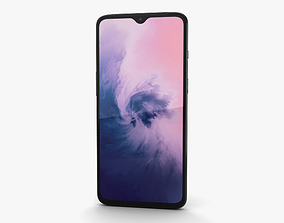3D OnePlus 7 Mirror Gray