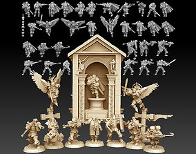 Ministeriales Megapack 3D printable model