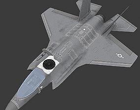 F35 B Lightning 3D asset