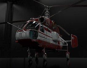 Ka-32 fire 3D