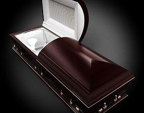 High Def Classic Coffin XL 3D model