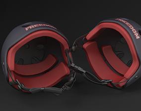 3D PBR Helmet