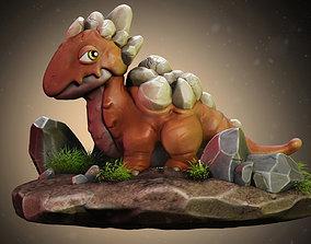Mud Dragon Dragon mania legend 3D print model