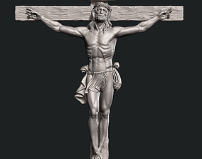 crucifixion Jesus Christ 3D printable model
