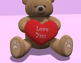 Ted Love San Valetine 3D model