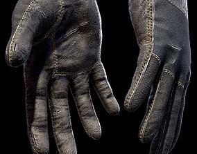 3D asset Game-Ready Glove
