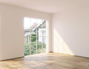 Interior Startup Living Room Pbr 3D model