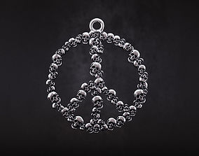 Pacific Peace Pendants 3D print model