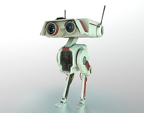 Droid DB-1 3D model