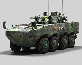 3D model Norinco ZBL-09 Snow Leopard