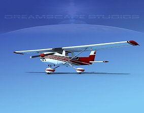 Cessna 150 Commuter V06 3D model