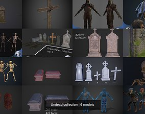 3D model Undead collection